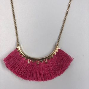 Stella & Dot Jewelry - Stella and Dot Fringe Necklace